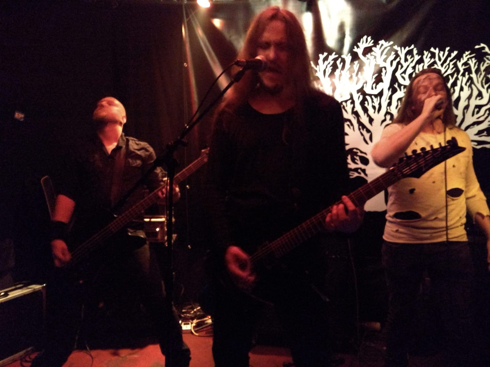 Wiedergænger live in der Astra-Stube - Ronny, Jakob, Justus